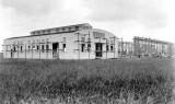 1920 - the Miami Studios under construction in Hialeah