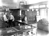 1921 - the first Hialeah Post Office in the corner of a store