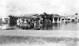 1922 - a Hialeah residential area across from Triangle Park during a flood (comments below)