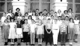 1952 - Mr. Nowakowski's 6th grade class at Coral Gables Elementary