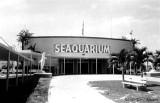 1959 - entrance to the Miami Seaquarium