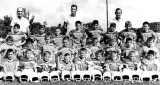 1961 - Hialeah Optimists football team at Benny Babcock Park