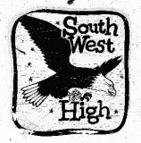 1960 - Southwest High School's Eagle Mascot