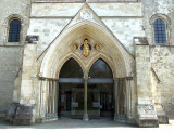 CATHEDRAL ENTRANCE PORCH
