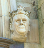 DUKE'S HEAD SCULPTURE