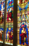 STAINED GLASS WINDOW . 1