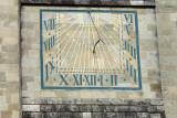 CATHEDRAL SUNDIAL
