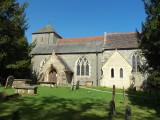 REAR VIEW OF CHURCH