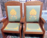 BISHOPS' CHAIRS