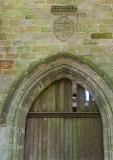GOTHIC STYLE DOORWAY