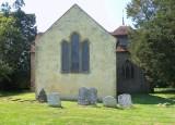ST MARY THE VIRGIN'S CHURCH