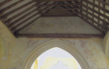 CHANCEL ARCH & ROOF TIMBERS