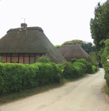 THATCHED 17th CENTURY COTTAGES