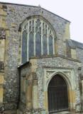 CHURCH SIDE DOORWAY