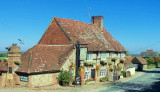 THE GEORGE & DRAGON INN . 1