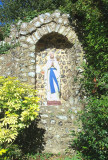 CHURCHYARD SHRINE