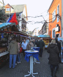 THE MARKET ALONG OBERSTRASSE