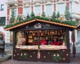 ANOTHER FESTIVE SWEET STALL