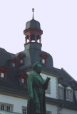 TOWN HALL & STATUE