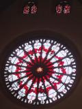 CHURCH ROSE WINDOW