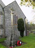CHURCH WAR MEMORIAL