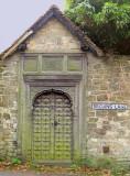 OLD ORNATE GATEWAY