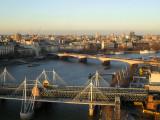 LONDON EYE VIEWS GALLERY