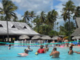 HOTEL POOL - DOMINICAN REPUBLIC