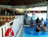 POOL BAR  -  DOMINICAN REPUBLIC