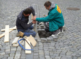 REPAIRS IN KAMPA SQUARE