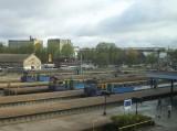 RAILWAY STATION PLATFORMS