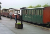 CARRIAGES AT RHYD DDU