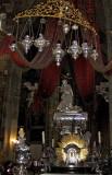 TOMB OF ST JOHN  OF NEPOMUK