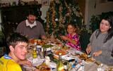 Kieran, Stuart, Lauryn & Charlotte