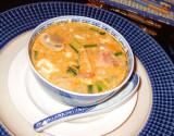 Thai shrimpsoup