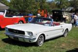 1966 Ford Mustang convertible, owned by John J. McGrellis III, Hockessin, DE