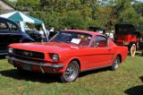 1965 Ford Mustang fastback, owned by John J. McGrellis III, Hockessin, DE