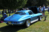 Mid-1960s Chevrolet Corvette Sting Ray coupe