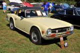 1971 Triumph TR6, owned by Peter Hayes, DE