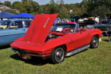 1966 Chevrolet Corvette Sting Ray convertible, owned by A.J. DiContanza