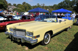 1974 Cadillac Eldorado convertible, owned by Ronnie Hux, Avondale, PA