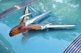 1950s Pontiac Safari station wagon