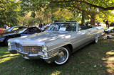 1965 Cadillac DeVille convertible, owned by Gregory Manley