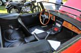 1967 Austin-Healey 3000 Mk III, owned by Samuel Campbell III, Selbyville, DE