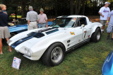 1963 Chevrolet Corvette Grand Sport Coupe replica, owned by Andrew Gold and Andrew Gold, Jr.