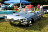 1964 Ford Thunderbird convertible, owned by Don and Kathy Williams, PA