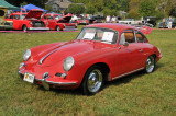 1961 Porsche 356B Coupe, owned by J. Randall Cotton