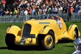 1935 Duesenberg SJ Speedster, owned by Harry Yeaggy, also won the 2007 Best of Show award in Pebble Beach (BR, CR)