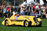 Amelia Island Concours de Sport -- Award Winners, March 2011