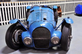 The chassis of this 1936 Delahaye 135S won the 1938 Le Mans race, Simeone Foundation Automotive Museum, Philadelphia (1227)